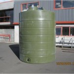 Coldwater Tank:  Available from 100L to 10,000L